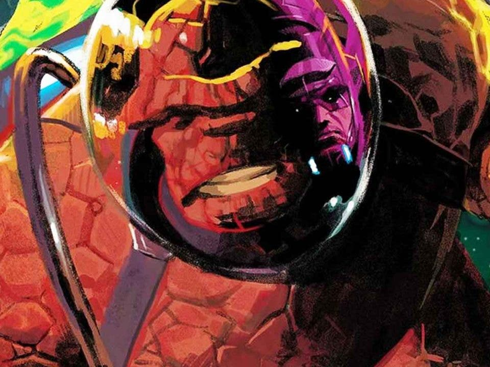 Los Cuatro Fantásticos presentan un villano mayor que Galactus
