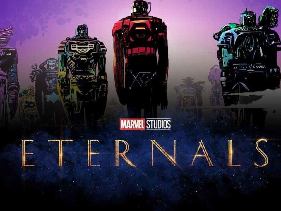 La directora de Los Eternos de Marvel Studios explica por qué quería unirse al UCM