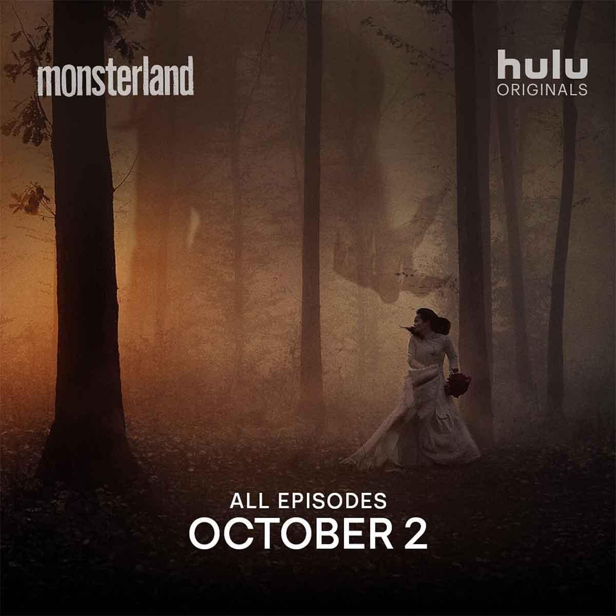 Tráiler de Monsterland: Una serie de terror en estado puro