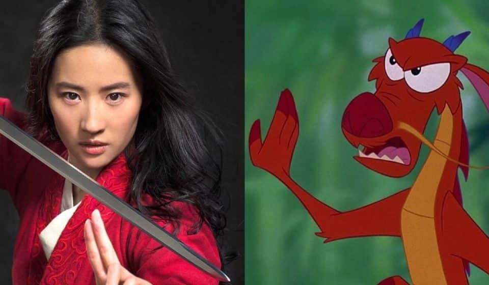 Mulan: Explican oficialmente por qué Mushu no está en el remake