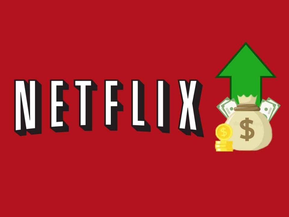 Netflix aumentará el precio de las suscripciones muy pronto