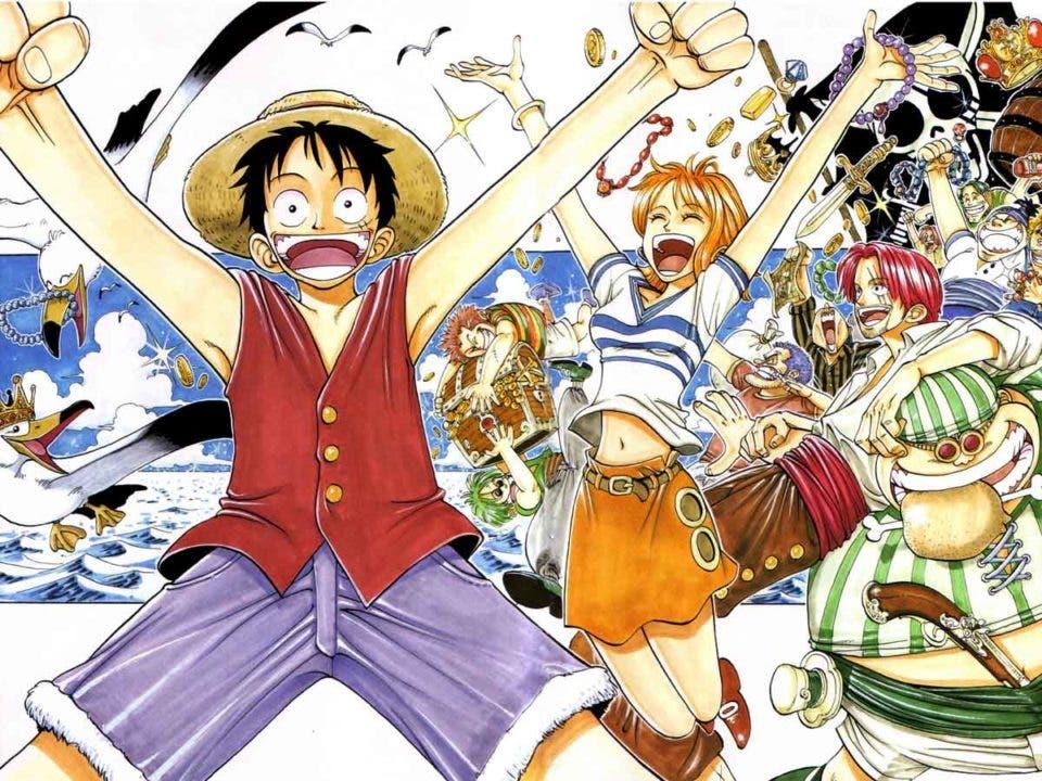 One Piece revela el diseño original de los protagonistas