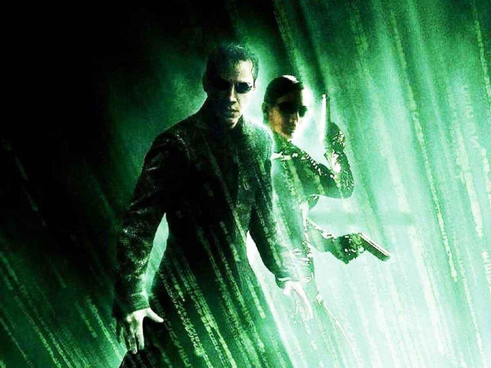 Actor revela su reacción al leer el guión de Matrix 4