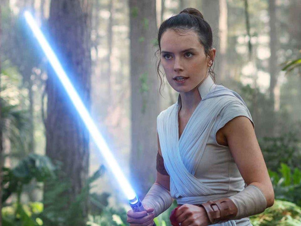 Star Wars: Daisy Ridley dice que Rey tenía otro origen