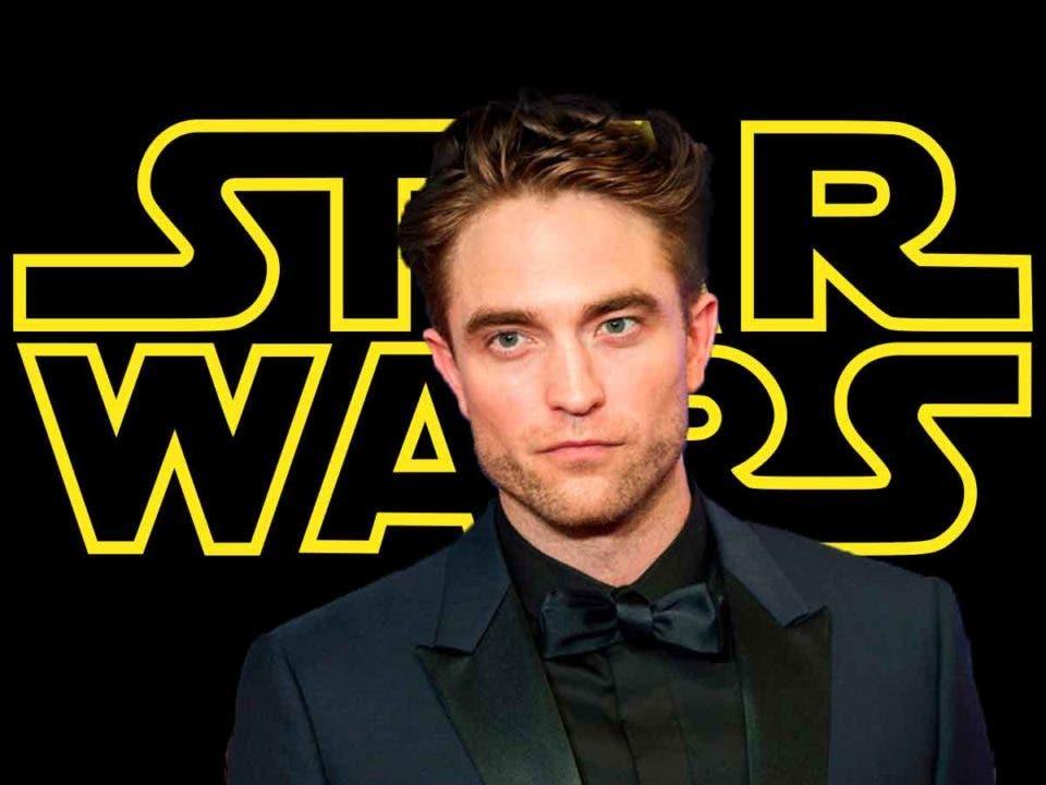 Robert Pattinson podría protagonizar una película de Star Wars