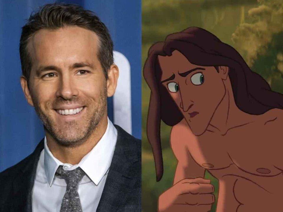 Ryan Reynolds podría hacer una nueva película de Tarzán