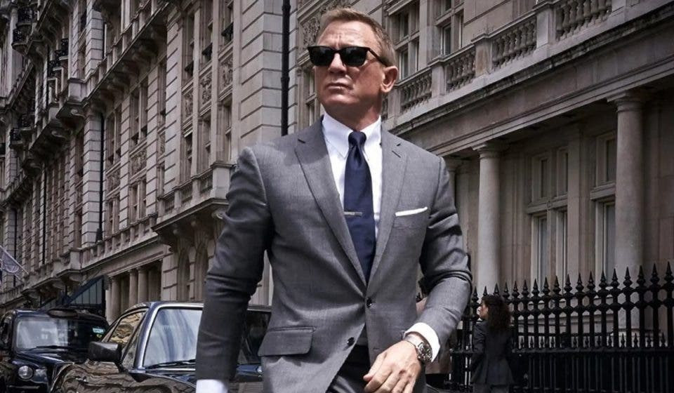 James Bond: Sin tiempo para morir
