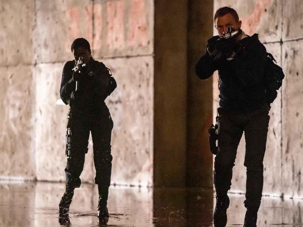 Sin tiempo para morir presenta oficialmente a la nueva 007