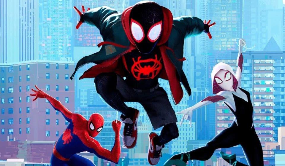 Spider-Man: Un nuevo universo 2 reanuda producción