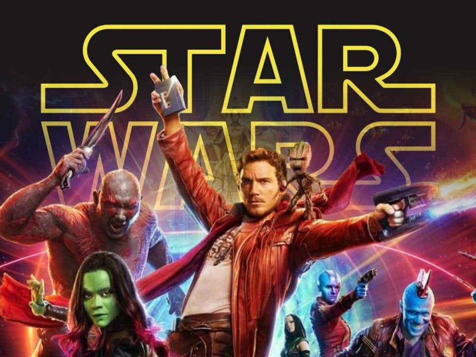 Star Wars y Guardianes de la Galaxia Vol 2 comparten un personaje