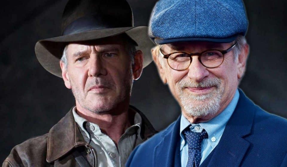 Indiana Jones 5: Steven Spielberg abandonó la cinta por estos motivos
