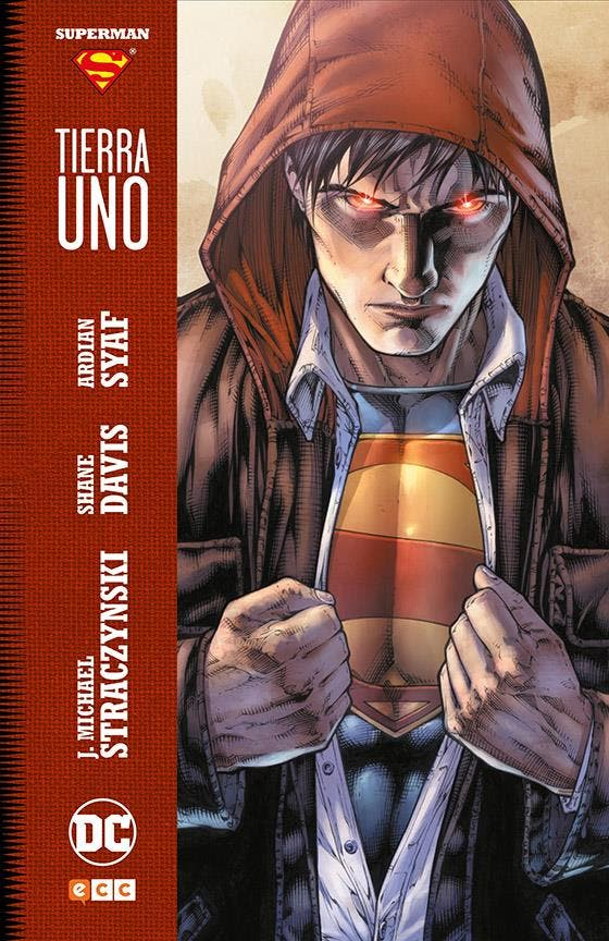 Superman Tierra Uno. Edición integral.