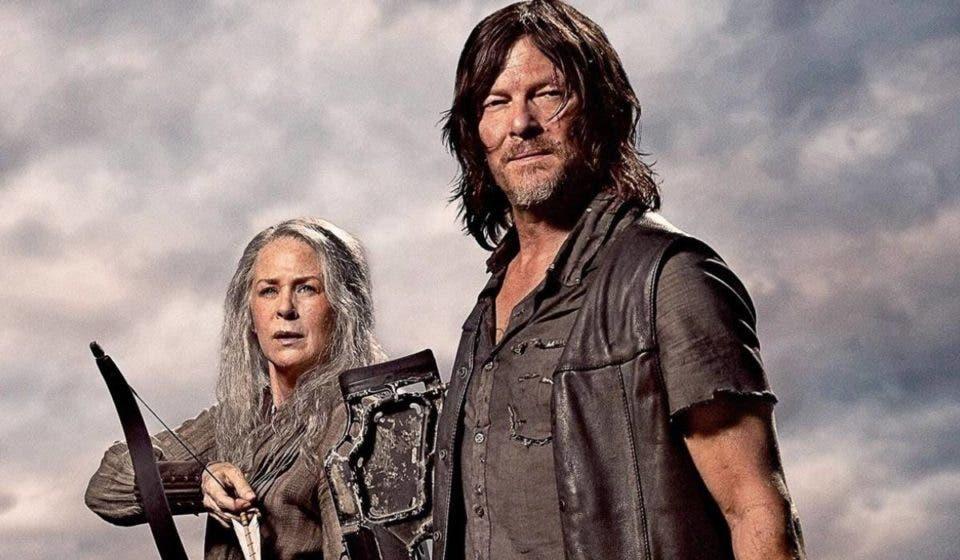 The Walking Dead terminará con la temporada 11