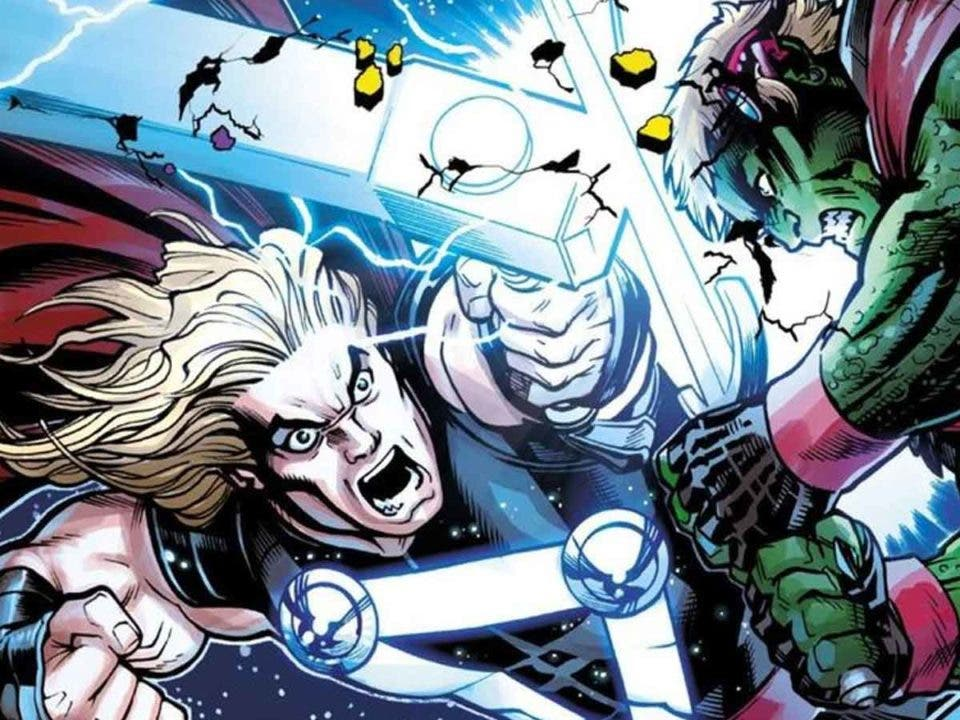 Marvel deja sin contar la gran historia de Thor