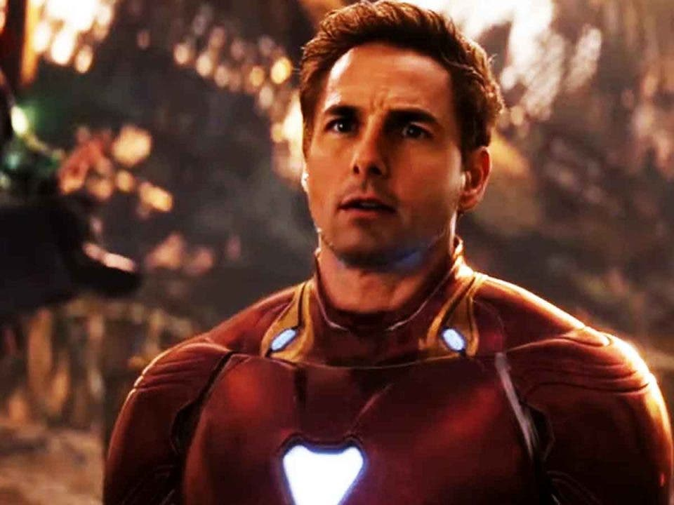 Tom Cruise podría interpretar a un Iron Man de un Universo alternativo