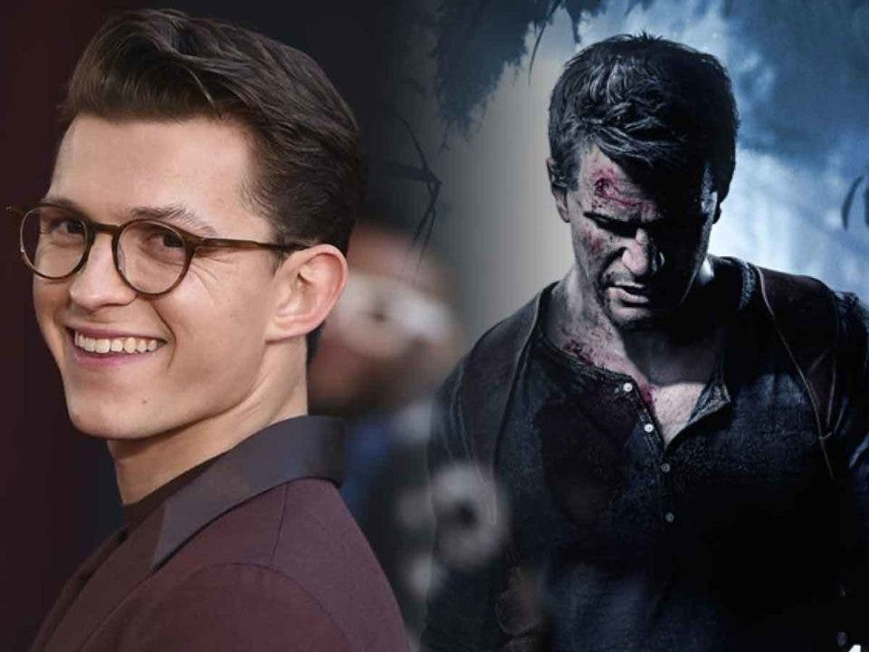 Filtran el aspecto de Tom Holland como Nathan Drake en Uncharted
