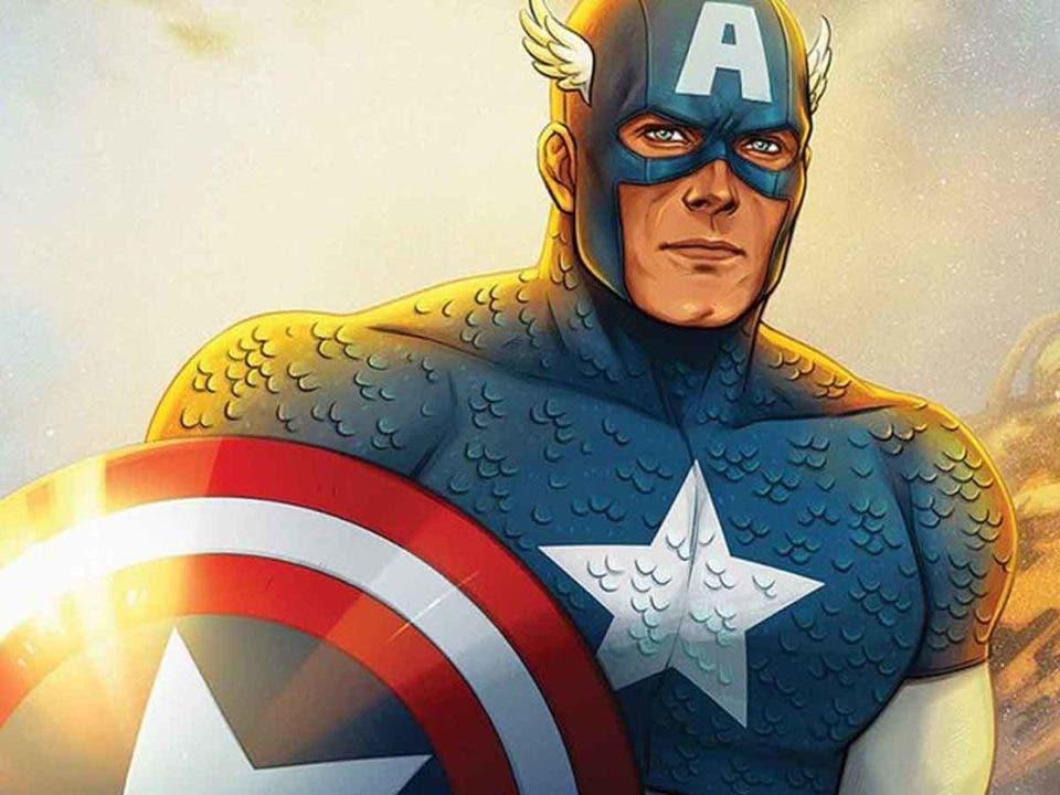 El Capitán América perdona una traición impensable