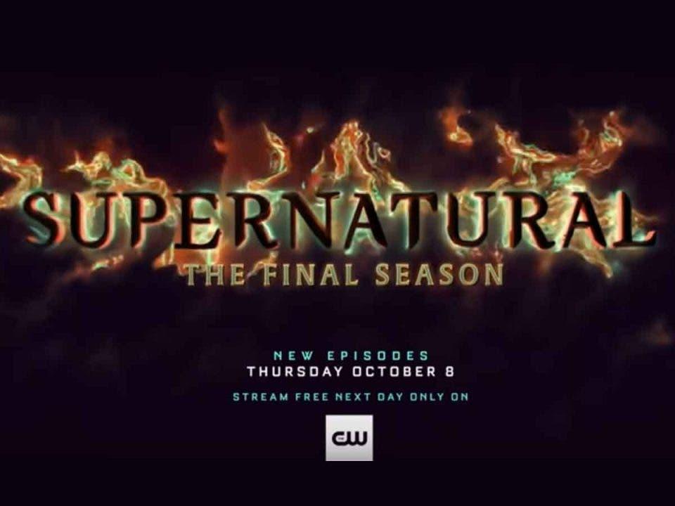 Tráiler del épico final de Sobrenatural