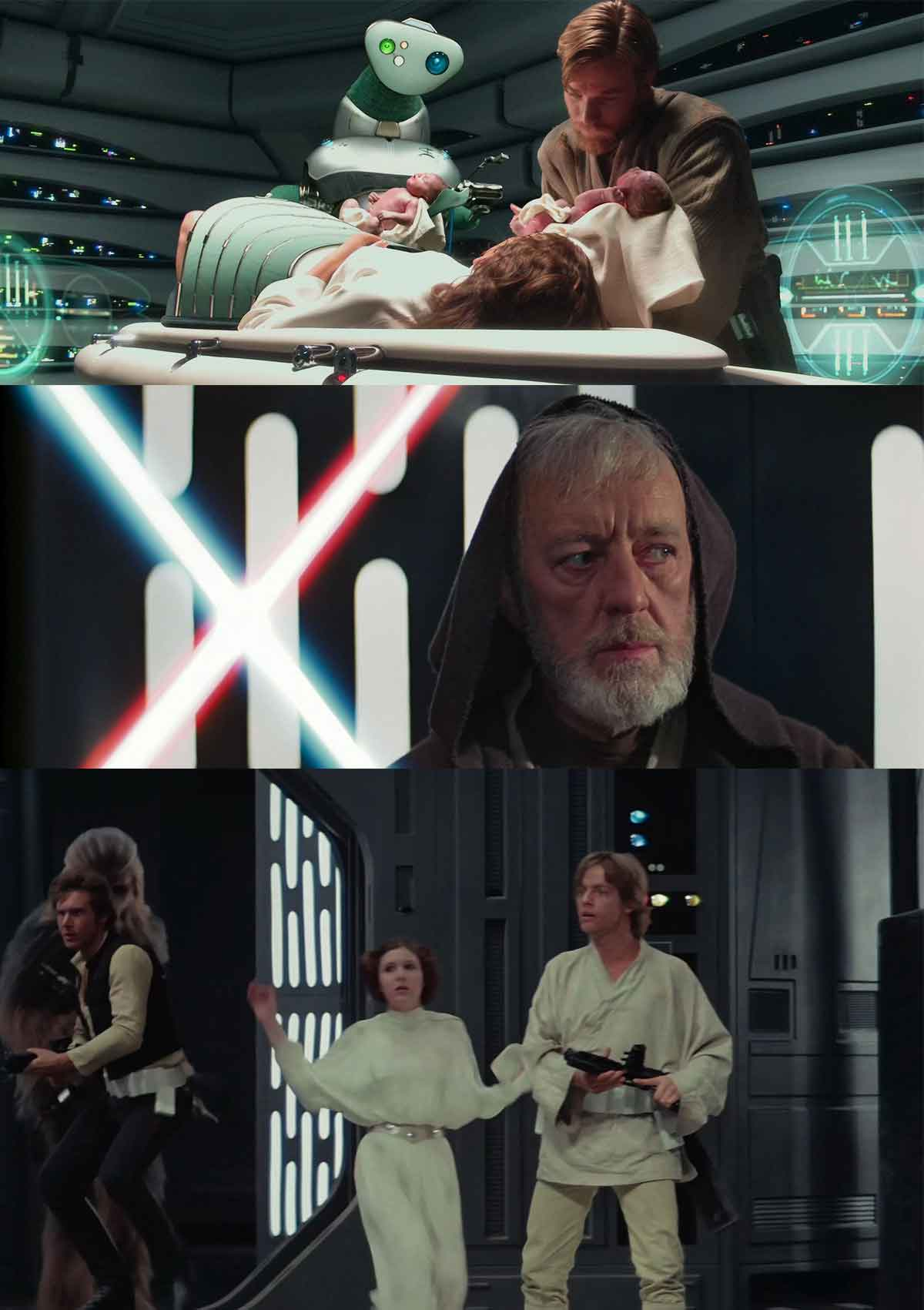 Fans de Star Wars descubren un detalle conmovedor de Obi-Wan Kenobi