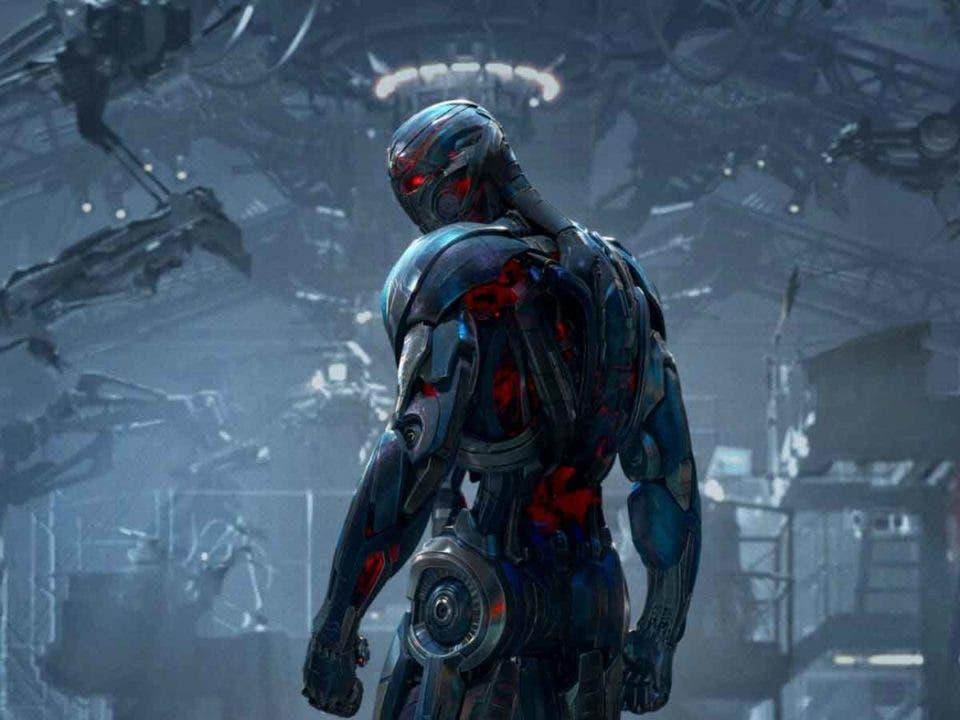 El diseño de Ultron que Joss Whedon quería y que Marvel rechazó