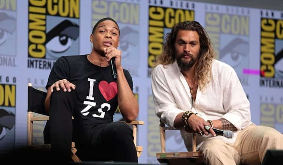 Warner Bros no puede creer que Jason Momoa apoye a Ray Fisher