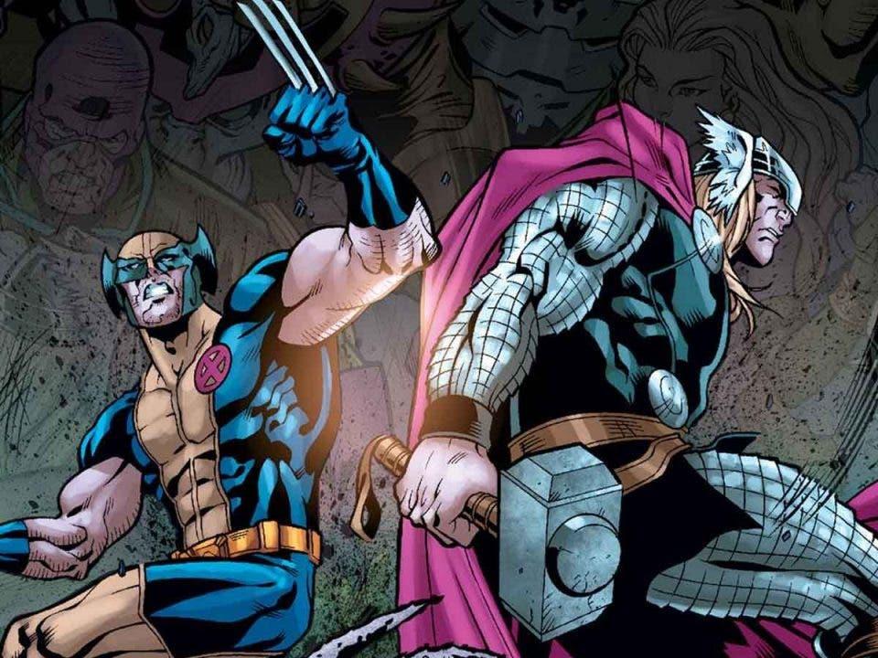 Wolverine y Thor revelan el lado oscuro de la inmortalidad