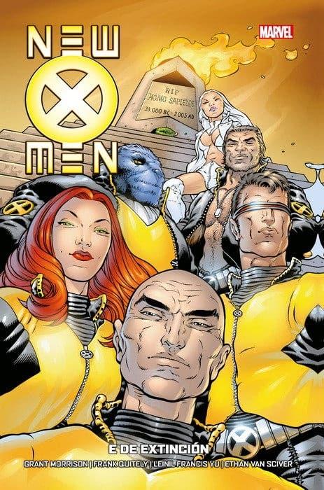 New X-Men 1 de 7 E de Extinción