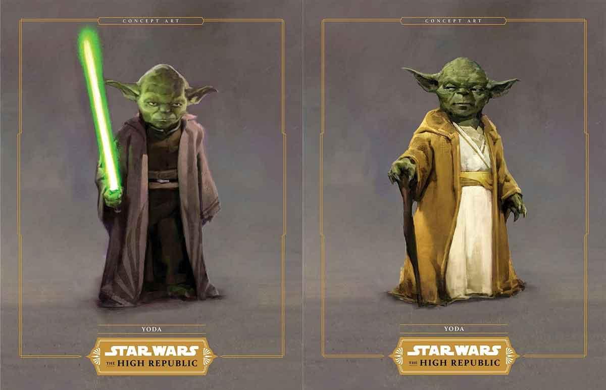 Star Wars explorará la vida de Yoda antes de La Amenaza Fantasma