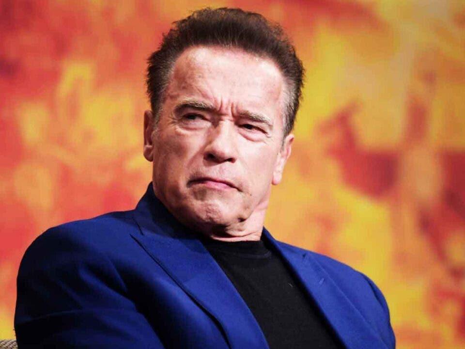 Arnold Schwarzenegger se recupera después de un cirugía cardíaca