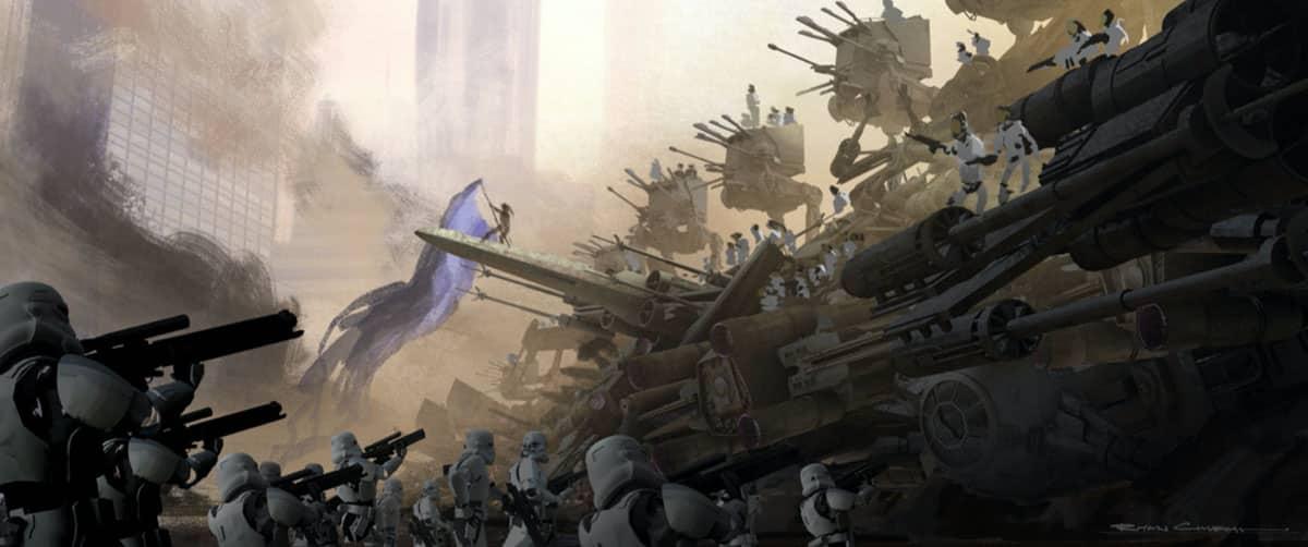 John Boyega habla de los planes originales para Finn en Star Wars 9