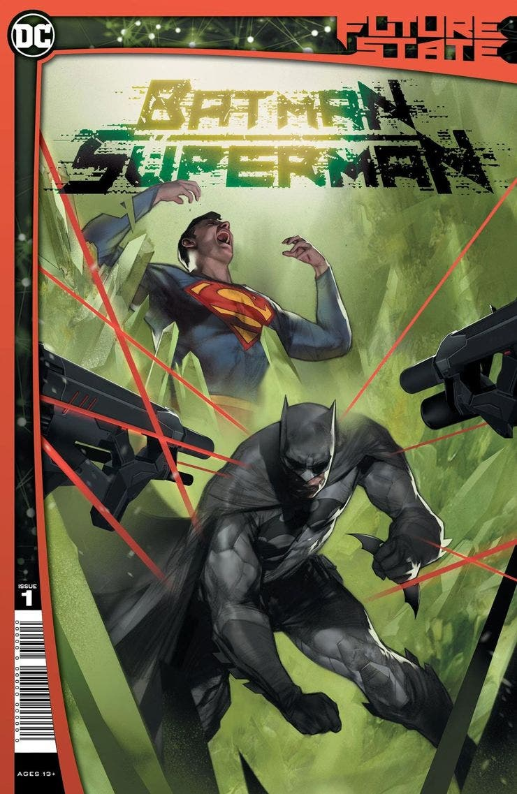 Future state Batman / Superman