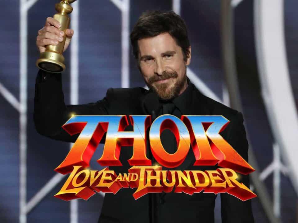 Christian Bale ya está listo para el rodaje de Thor: Love and Thunder