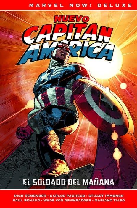 Marvel Now! Deluxe. Capitán América de Rick Remender   3 El soldado del mañana