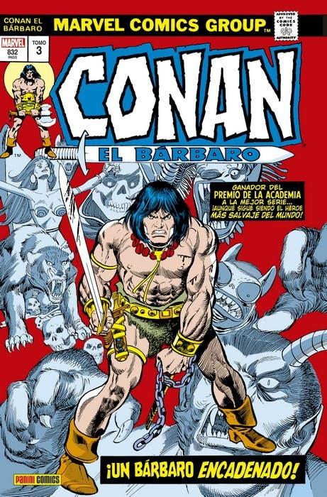 Conan el Bárbaro Volumen 3 La reina de la Costa Negra