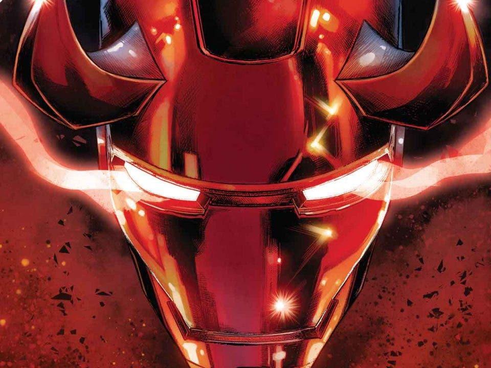 Daredevil elige el peor momento para pedir ayuda a Iron Man