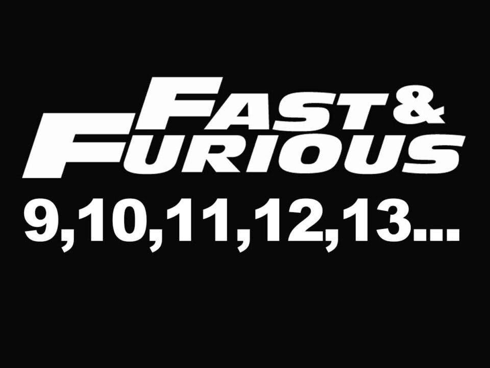 El futuro de la saga Fast and Furious ¿Cuántas películas harán?