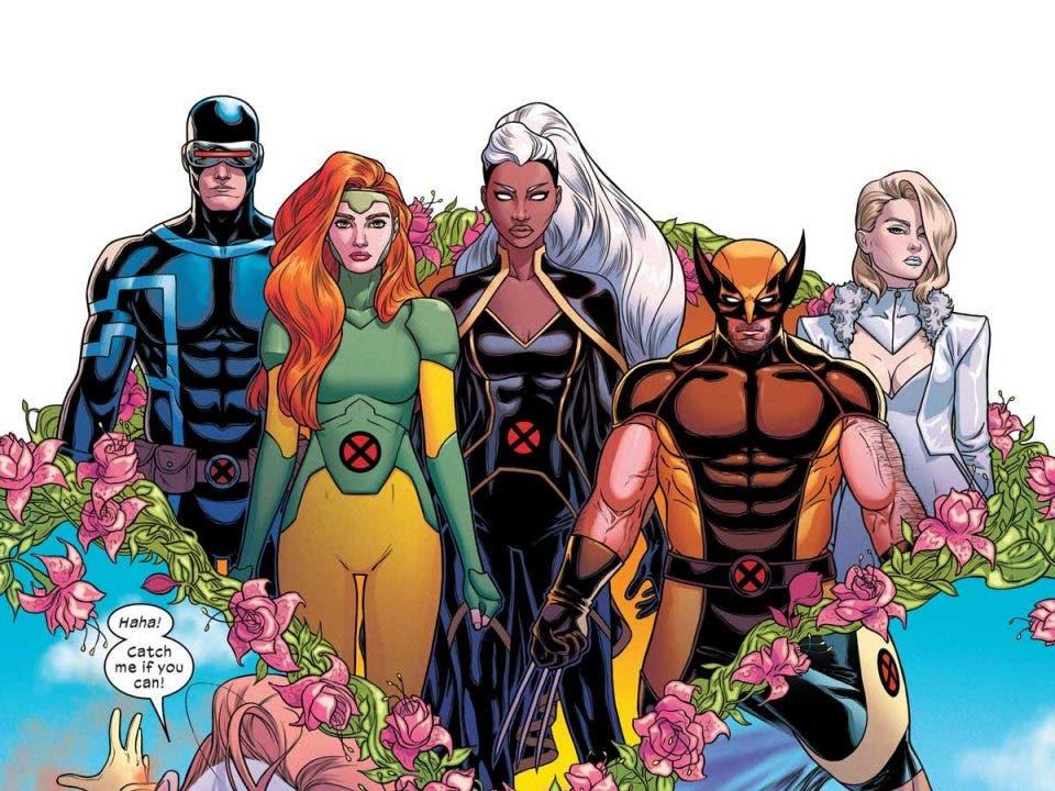 Amanecer de X: Giant-Size X-Men: Jean Grey + Emma Frost
