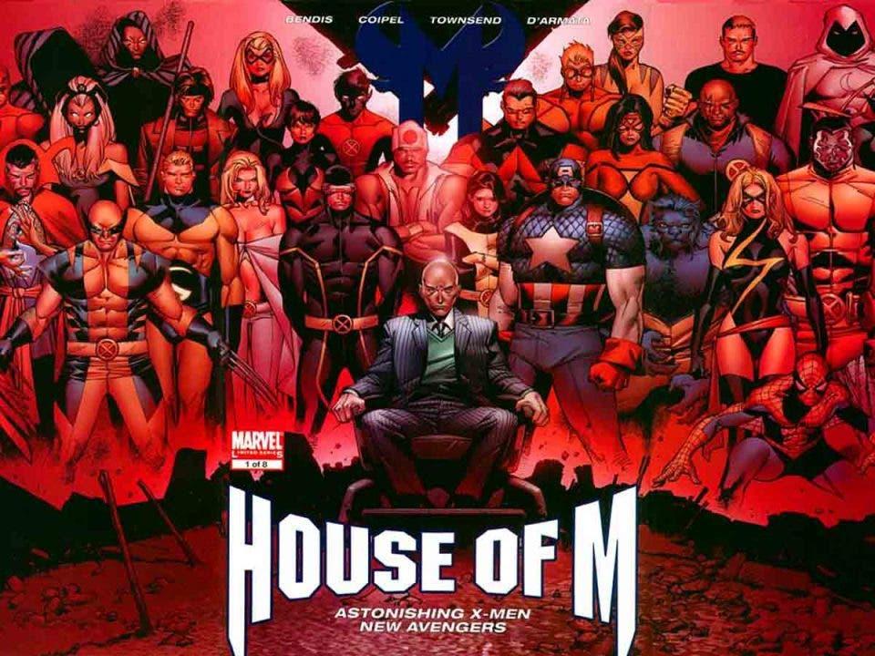 Teoría: Toda la fase 4 del Universo Cinematográfico de Marvel es una adaptación de House Of M