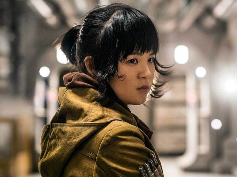 Kelly Marie Tran da su opinión sobre un posible regreso a Star Wars
