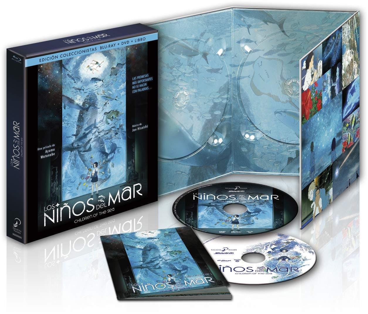 Los Niños del Mar - Edición Coleccionista [Blu-ray]