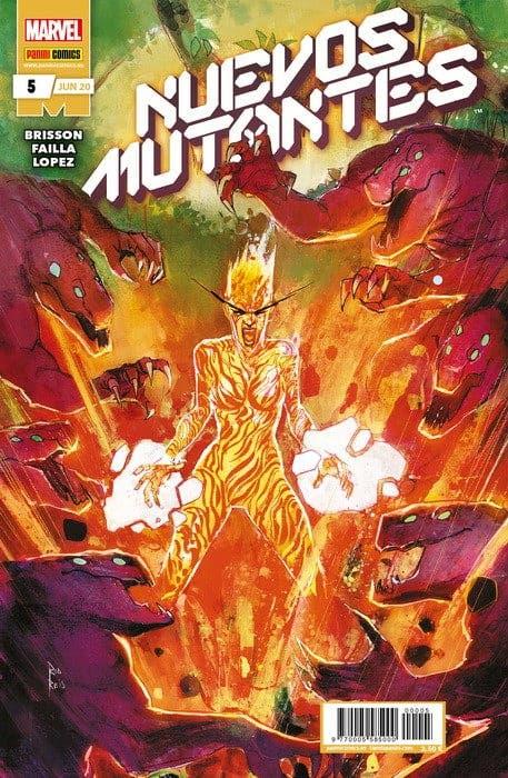 Los nuevos mutantes 5
