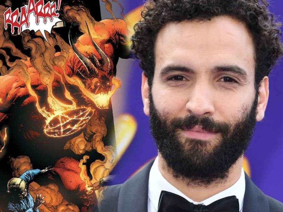 Marwan Kenzari habría fichado para interpretar al villano de Black Adam