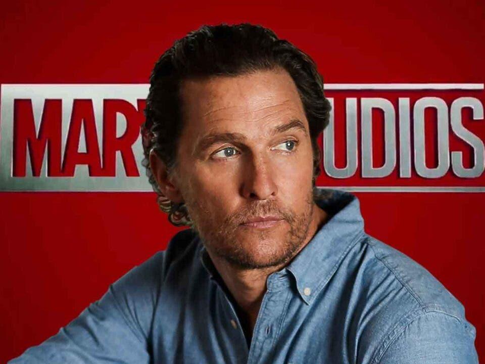 Matthew McConaughey podría interpretar al gran villano de Spider-Man 3