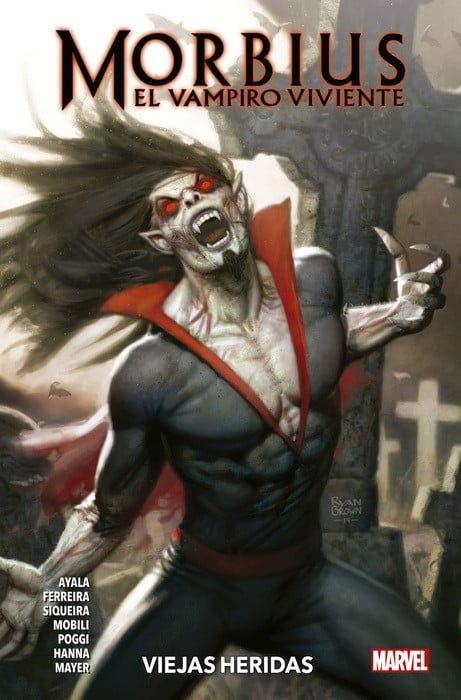 Morbius 1. El vampiro viviente. Viejas heridas