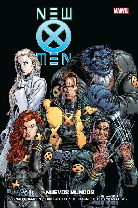 New X Men 3. Nuevos Mundos