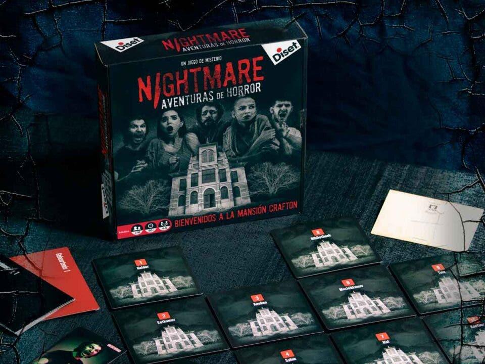 Nightmare aventuras de horror para disfrutar en Halloween
