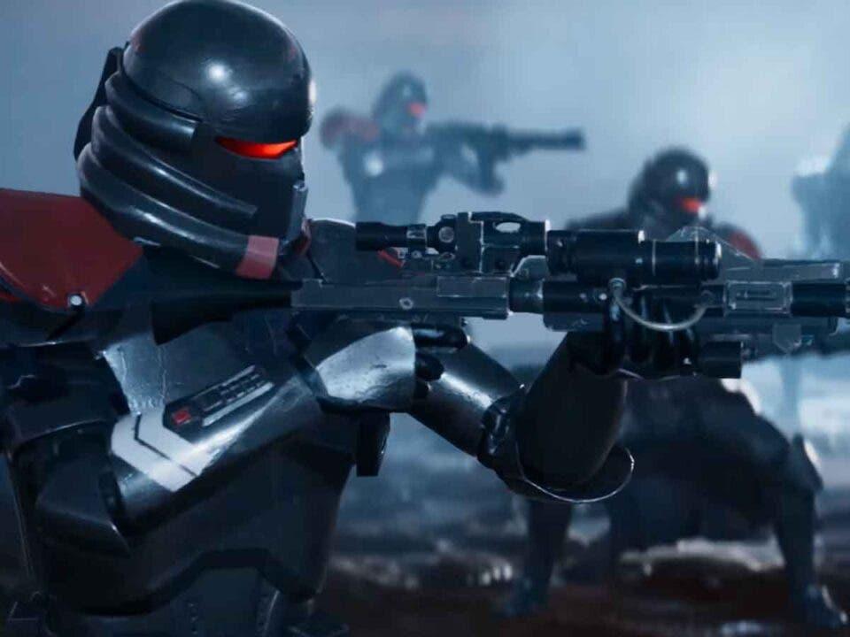 Purge Troopers star wars jedi fallen order