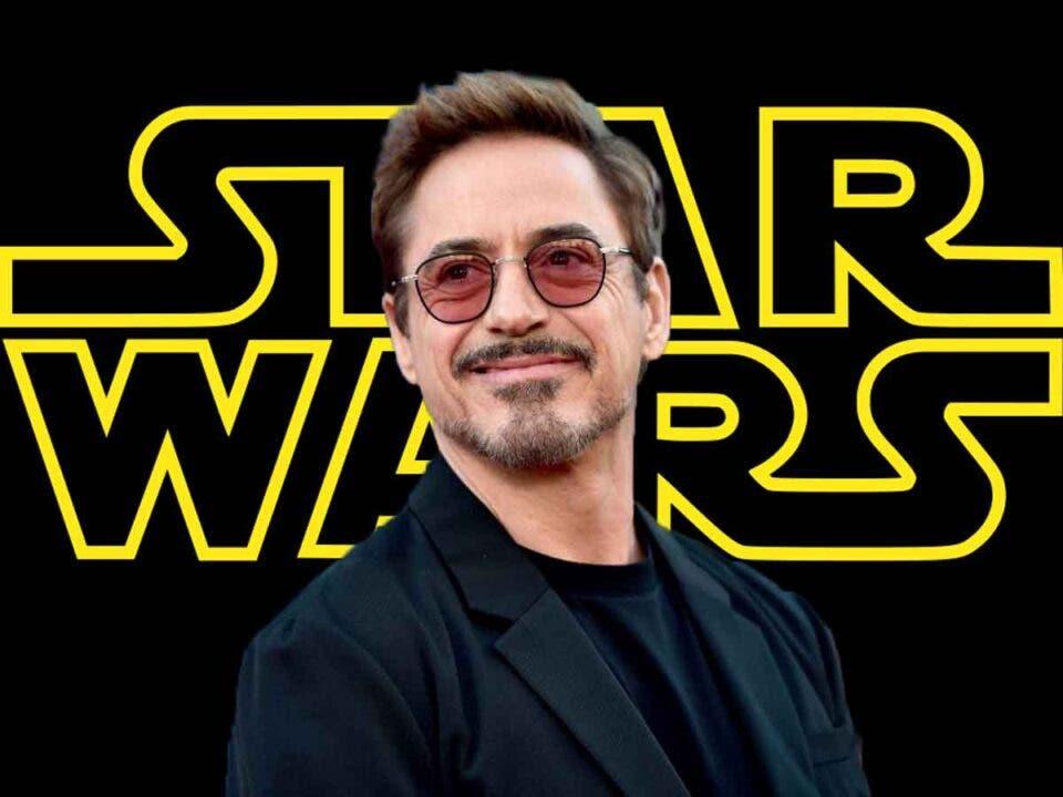 Disney quiere a Robert Downey Jr en Star Wars