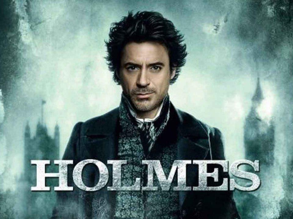 Robert Downey Jr quiere un universo cinematográfico de Sherlock Holmes