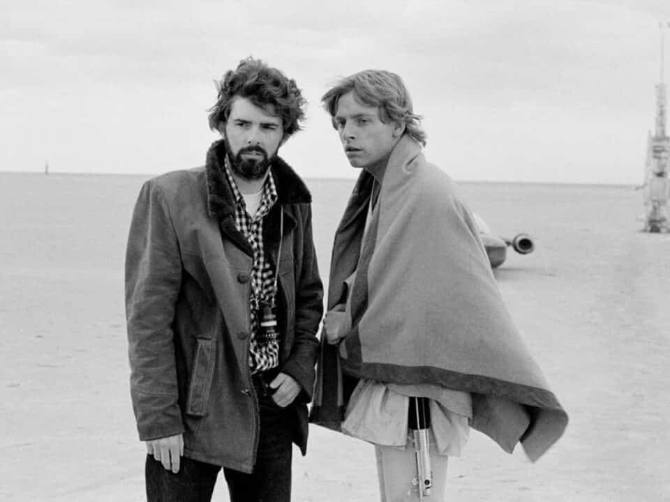Luke Skywalker tenía el mismo destino en Star Wars 8 de George Lucas